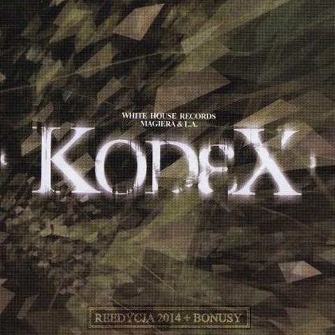 Whitehouse-Kodex I CD