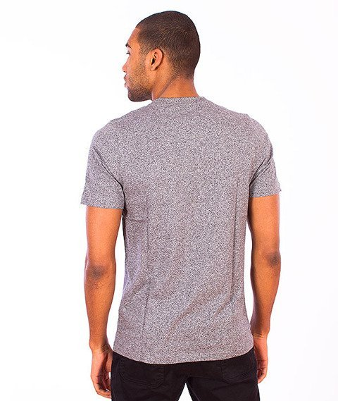 Wrung-Pocketee T-Shirt Szary