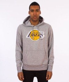 47 Brand-Los Angeles Lakers Bluza Kaptur Szary