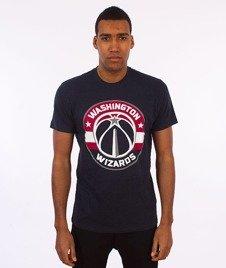 47 Brand-Washington Wizards T-Shirt Grafitowy