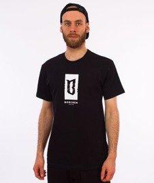 Biuro Ochrony Rapu-Glitch T-shirt Czarny