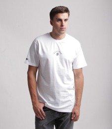 Biuro Ochrony Rapu-One Way T-shirt Biały