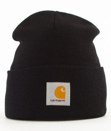 Carhartt WIP-Acrylic Watch Hat Black
