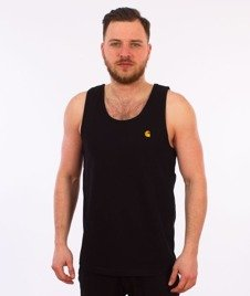 Carhartt WIP-Chase Tank Top Black