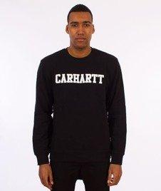 Carhartt WIP-College Sweatshirt Bluza Black/White