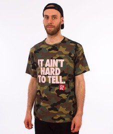 Cayler & Sons-BL Ain't Hard T-Shirt Multicolor