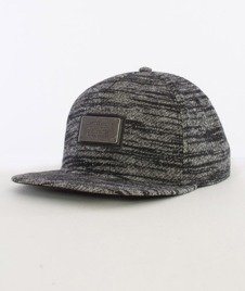 Cayler & Sons-Plated Cap Snapback Black/Grey Knit