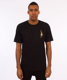 Crooks & Castles-Get Paid T-Shirt Czarny