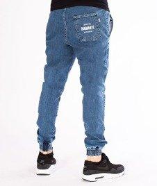 Diamante-Classic Jogger Jeans RM Pants Spodnie Marmurkowe