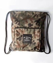 Diamante-Girlhood Gymsack Worek Camo