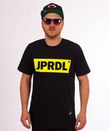 Diamante-JPRDL T-Shirt Czarny/Żółty