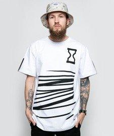 Diamante-Mr. No Time T-Shirt Biały