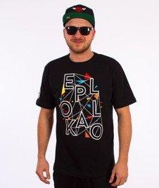 El Polako-Art. T-Shirt Czarny