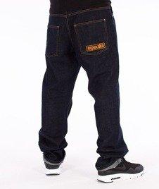 El Polako-Classic 08 Slim Spodnie Jeans Dark Blue