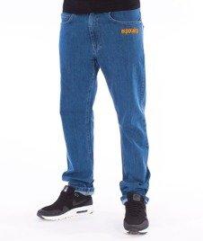 El Polako-EP Basic Slim Jeans Spodnie Jasne Spranie