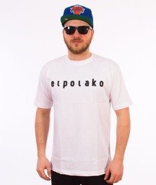 El Polako-Ep Classic T-Shirt Biały