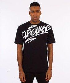 El Polako-Logson T-Shirt Czarny