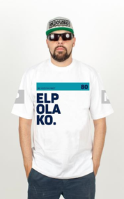 El Polako-OK T-Shirt Biały
