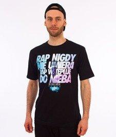 El Polako-Rap Nie Umiera T-Shirt Czarny