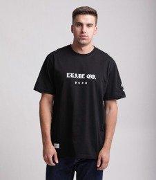 Elade Ghotic T-Shirt Czarny
