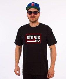 Etnies-Flip Side T-Shirt Czarny