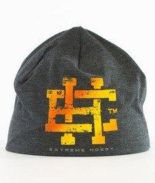 Extreme Hobby-Classic EH Czapka Zimowa Grafitowa