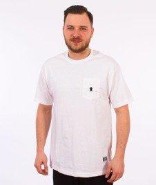 Grizzly-OG Embroidered Pocket Basic T-Shirt White