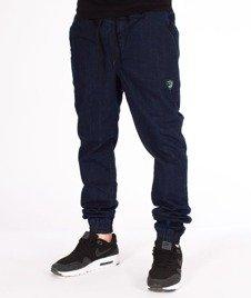 Grube Lolo-Spodnie Jeansowe Dark Blue