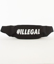 Illegal-Illegal Big Street Bag Nerka Czarna