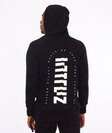 Intruz-Arch Bluza Z Kapturem Czarna