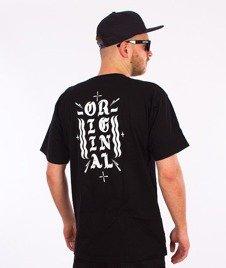 KR3W-JBrown OG T-Shirt Czarny