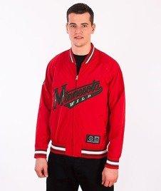 Majestic-Minnesota Wild Jacket Red
