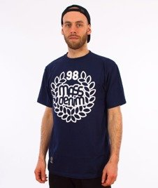 Mass-Base T-Shirt Navy