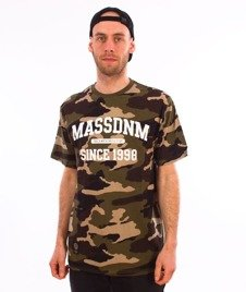 Mass-Campus T-shirt Camo