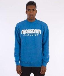 Mass-Classic Bluza Niebieska