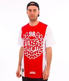 Mass-False Start T-shirt Red