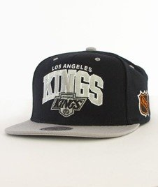 Mitchell & Ness-2 Tone Team Arch Chicago Blackhawks Snapback ND12Z Czarny/Szary