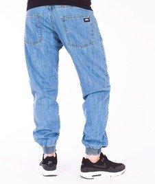 Moro Sport-Jogger Regular Spodnie Jasny Jeans