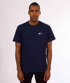 Moro Sport-Mini Paris18 T-Shirt Granatowy