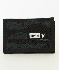Nervous-Cross Portfel Feather Camo