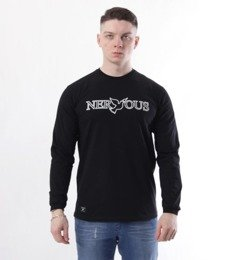Nervous-Longsleeve SS19 Classic Czarny