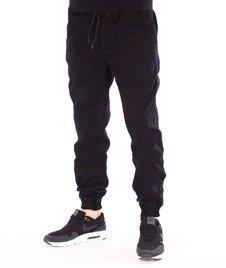 Patriotic-Futura Pelt Spodnie Jeansowe Jogger Czarny