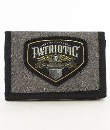 Patriotic-Westriotic Portfel Szary