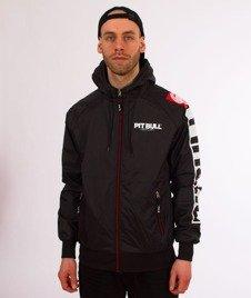 Pit Bull West Coast-Athletic 8 Jacket Kurtka Czarna