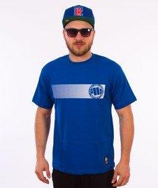 Pit Bull West Coast-Casino T-Shirt Niebieski