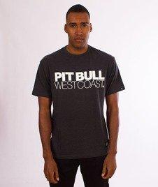 Pit Bull West Coast-TNT T-Shirt Charcoal