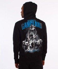 Pit Bull West Coast-Welcome To Gangland Hoodie Bluza Kaptur Czarna
