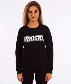 Prosto-Crew Bluza Damska Czarna
