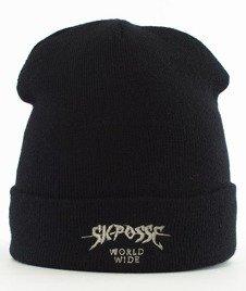 SK Posse-Worldwide Beanie Czapka Zimowa Czarna