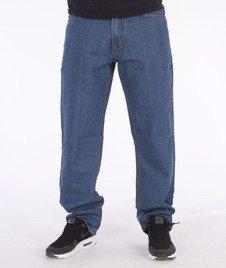 SmokeStory-Lines Regular Jeans Light Blue
